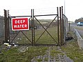 Entrance to the first of three water collection channels - geograph.org.uk - 1748383.jpg