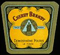 Ephemera Collection, Cherry Brandy label Wellcome L0030515.jpg