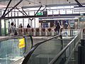 Epping Railway Station Ticket Barriers1.JPG