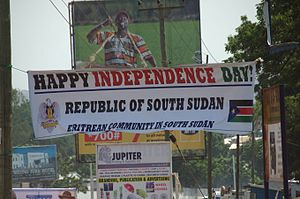 African Union - South Sudanese independence referendum, 2011