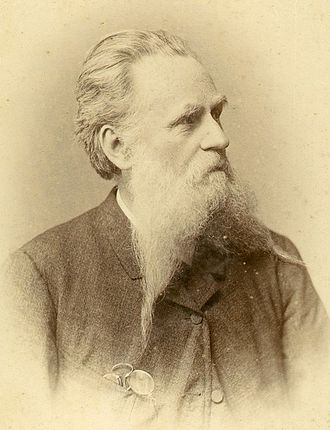 Hermann Eschke - Portrait (1890s)