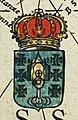 Escudo da Galiza no Atlas Maritimus (1675).jpg
