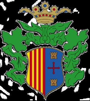 Villanueva del Río Segura - Image: Escudo de Villanueva del Río Segura