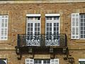 Essendiéras XIX balcon est.JPG