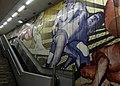Estación Guerrero - Metro de la Ciudad de México - Línea B - Leyendas de la Lucha Libre 2.jpg