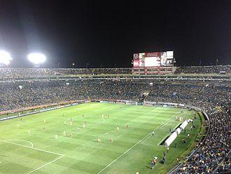 1977 CONCACAF Championship - Image: Estadio Universitario UANL