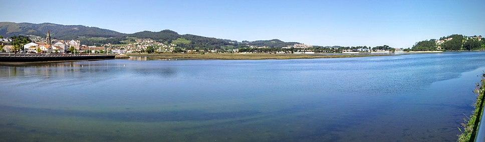 Estuario del Río Miñor
