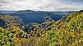 Eternoz, les gorges du Lison depuis le belvédère du Bois des Bornes.jpg