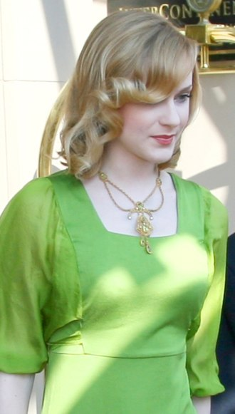 Evan Rachel Wood - Wood at the Toronto International Film Festival in 2007