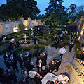Evening cocktail at Villa Salviati (8957247024).jpg