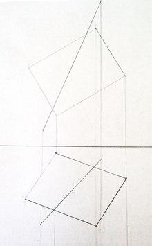 Descriptive Geometry/Piercing Points - Wikibooks, open books