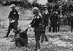 Execution of Tani Hisao -1947