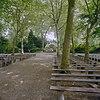 exterieur overzicht openluchtkerk en calvarie - 20000696 - rce
