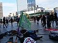 Extinction Rebellion Die-in at the Alexanderplatz 09-02-2019 14.jpg
