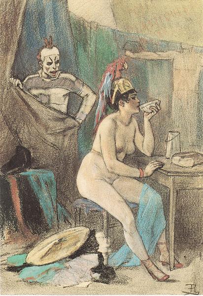 LesPAG sex porno le femme corbeille
