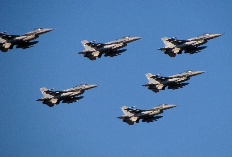 F-16CHL de Chile
