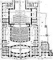 F. Fellner and H. Helmer design theatre The Hague plan.jpg