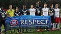 FC Salzburg gegen Girondins Bordeaux (UEFA Youth League 17. Oktober 2017) 24.jpg