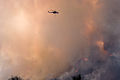 FEMA - 33310 - Helicopter drops water on the Harris fire in California.jpg