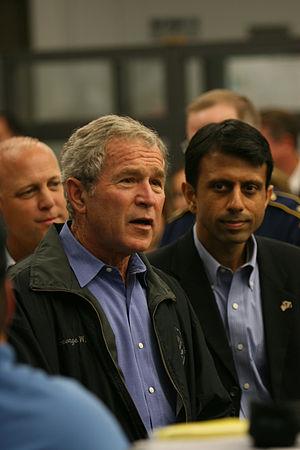 Baton Rouge, LA, September 3, 2008 -- Presiden...