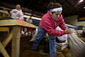 FEMA - 40550 - Volunteers and residents fill sandbags at the civic center in North Dakota.jpg