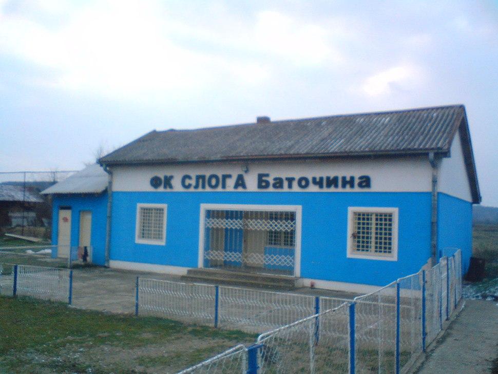 FK Sloga Batocina