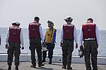 FOD Walk on the USS Green Bay 150308-M-CX588-036.jpg