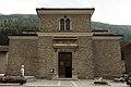 Façade de l'église Notre-Dame de l'Assomption (Lanslebourg-Mont-Cenis, Savoie, France).jpg