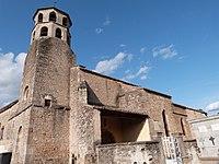 Façade occidentale de l'église Saint-Martin.JPG