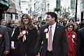 Fabián Picardo en su recorrido tras conocerse que será el nuevo Ministro Principal de Gibraltar (22720074584).jpg