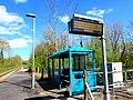 Facilities on Cynghordy railway station, Carmarthenshire (geograph 5366836).jpg