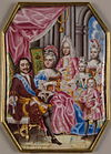 Family of Peter I of Russia by G.Muskiyskiy (1716-7, Hermitage).jpg