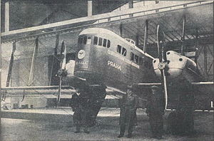 Czech Airlines - Farman Goliath used by CSA in 1929