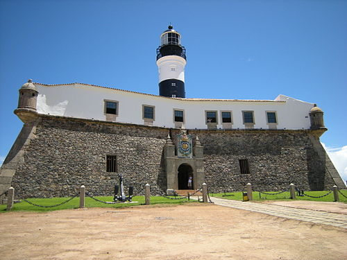 Thumbnail from Santo Antônio da Barra Fort (Nautical Museum)