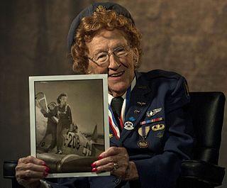 Elizabeth Strohfus American aviator