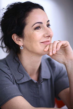 Femke Halsema has been the Mayor of Amsterdam since 2018. Femke Halsema 2.jpg
