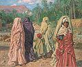 Femmes traversant le lit asseche de l'oued Bou-Saada.jpg