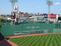 I took this picture in 2006 at Fenway Park. 19:16, 28 May 2007 . . KnightLago . . 640×480 (215 KB)