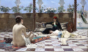 """Ferdinand Max Bredt - """"Turkish Women"""""""