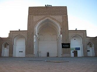 Ferdows - Ferdows Congregation Mosque