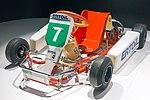 Fernando Alonso 1990s kart front-left 2017 Museo Fernando Alonso.jpg