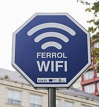 Ferrol - Señal de Wifi - Wifi Sign - 01.jpg