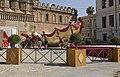 Festa di Santa Rosalia float, Monte di Pietà, Palermo, Sicily, Italy - panoramio.jpg