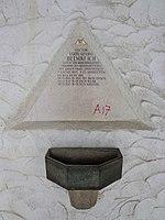 Feuerhalle Simmering - Arkadenhof (Abteilung ALI) - Egon Helmreich 01.jpg