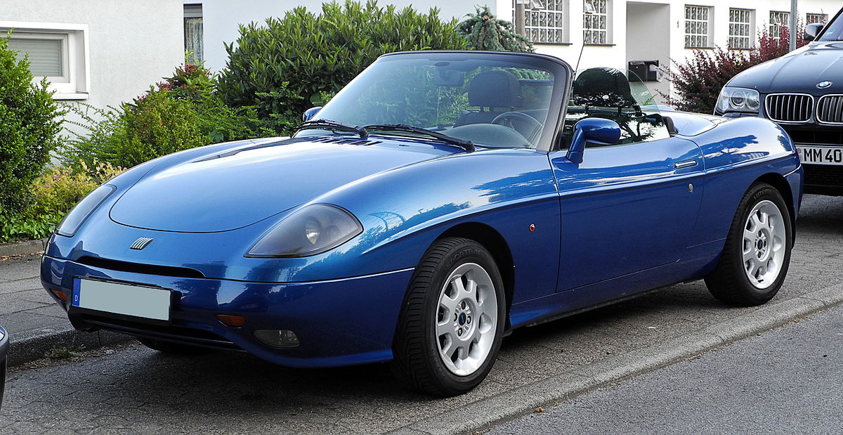 Fiat Barchetta Wikipedia