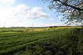 Fields looking north-west from churchyard, Stapleford Tawney, Essex, England 01.jpg