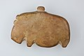 Figurine of a hippo made for suspension MET 10.176.102-IMG 0016 flat.jpg