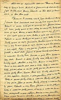1838 Jesuit slave sale