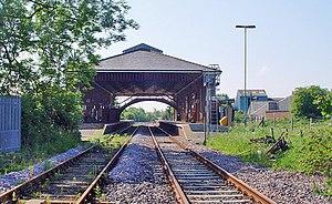 Filey railway station - Image: Filey Railway Station geograph.org.uk 833120
