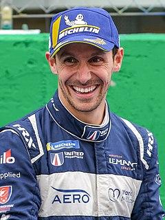 Filipe Albuquerque Portuguese professional racing driver